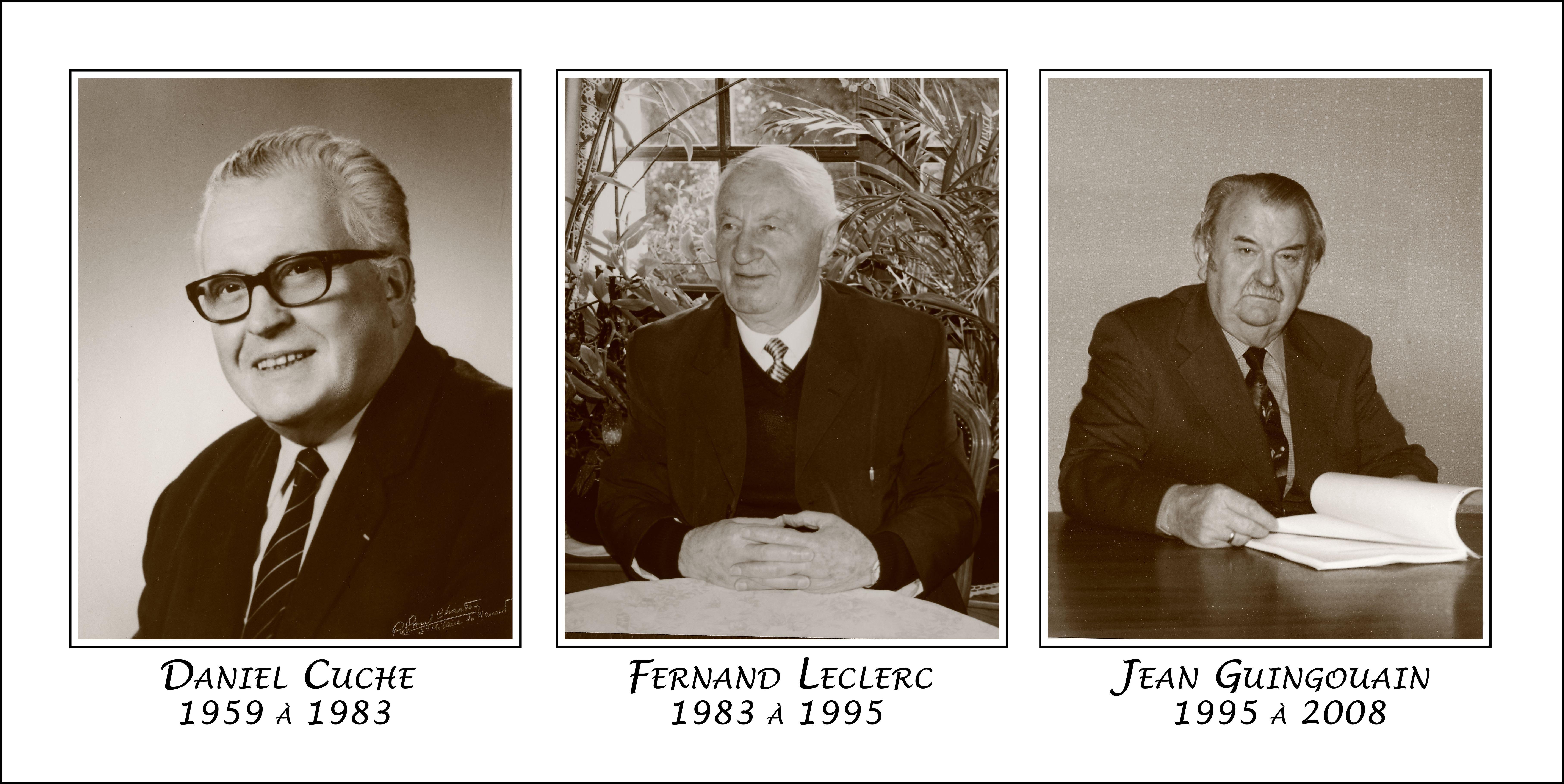 Anciens présidents